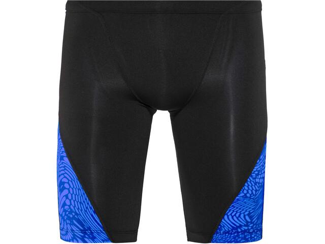 Nike Swim Geo Alloy Jammers Heren, game royal
